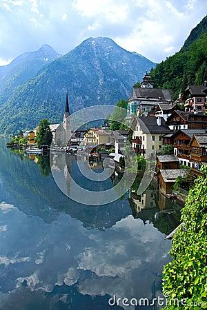Hallstadtt, Austria