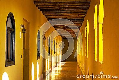 Hallway in Berber Kasbah