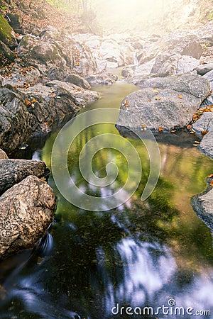 Halny strumień