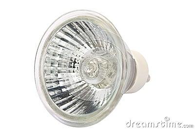 Halogen spot light bulb