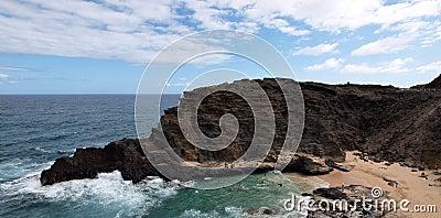 Halona Cove