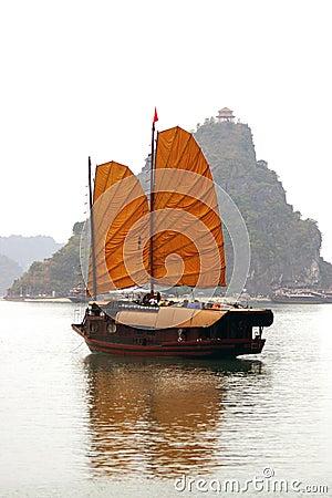 Free Halong Bay Vietnan Stock Images - 16643024
