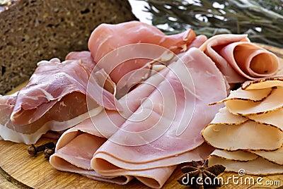 Ham Platter