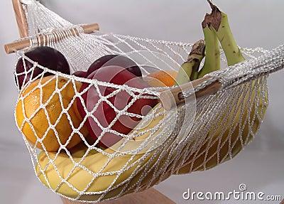 Hamak owocowy