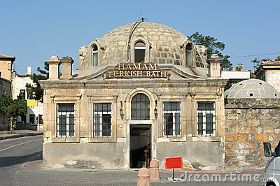 Hamam Turkish Bath