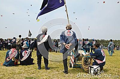 Hamamatsu Matsuri 02 Editorial Photo