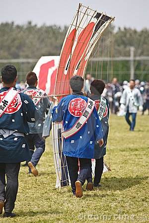 Hamamatsu Matsuri 05 Editorial Stock Photo