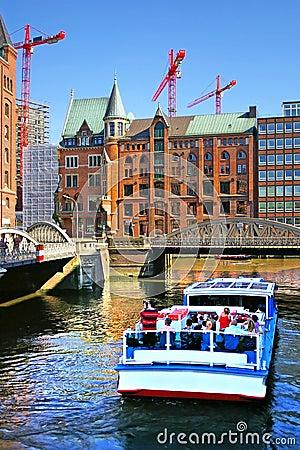 Free Hamburg Royalty Free Stock Images - 13211169