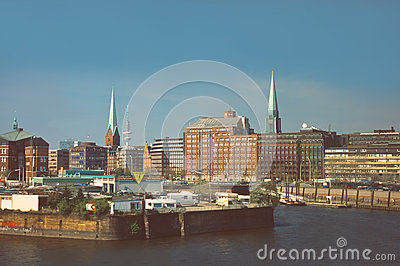 Hamburg,germany Editorial Stock Photo