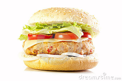 Hamburger Stock Photos - Image: 21797723