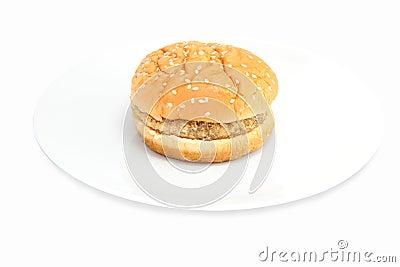 Hamburger on disk