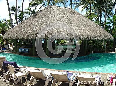 Hamilton Island Poolside Bar
