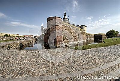 Hamlet s Castle of Kronborg