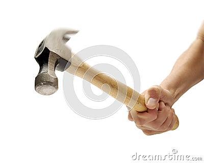 Hammer Hand Hammering Tool