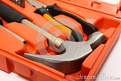 Hammer Head in Toolbox