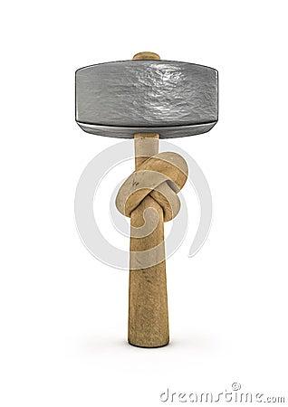 Hammer knot