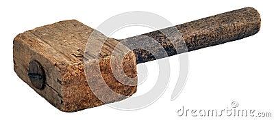 Hammer wooden (mallet)