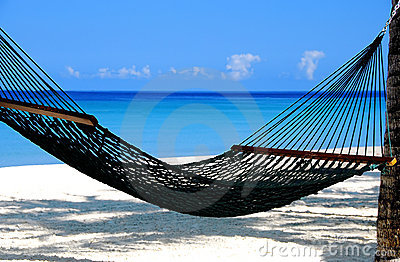 Hammock by the sea