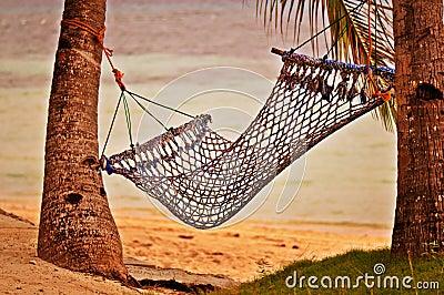 Hammock at Sunset Beach