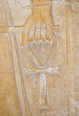 Hand with Ankh 2
