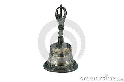 Hand bell.