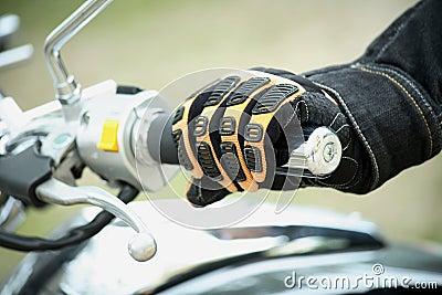 Hand biker