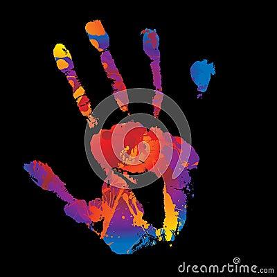 Hand bright