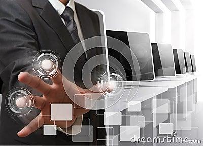 hand controls computer room