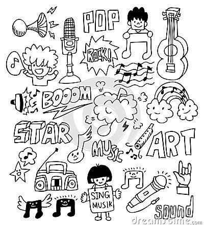 Hand draw people