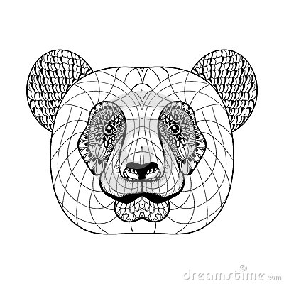 tribal print animal coloring pages - photo#46