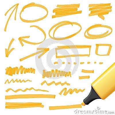 Free Hand Drawn Design Elements Stock Photos - 31334813