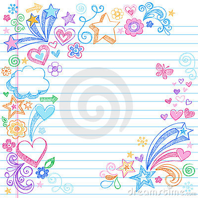 Free Hand-Drawn Sketchy Back To School Doodles Royalty Free Stock Photos - 19249838