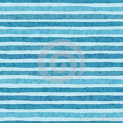 Free Hand Drawn Vector Grunge Stripes Of Cold Blue Colors Seamless Pattern On The Light Background Stock Photo - 99199180