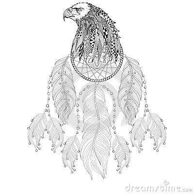 hand drawn zentangle dreamcatcher eagle head adult colo coloring pages post card t shirt print boho style illustration 71674988 together with detailed coloring pages for adults coloring pages animals on eagle mandala coloring pages as well as coloring pages eagle on eagle mandala coloring pages further printable coloring page monkey head animal coloring pages on eagle mandala coloring pages furthermore the eagle mandala coloring pages wood burning projects and on eagle mandala coloring pages