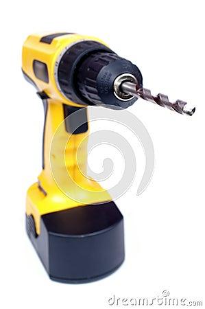 Free Hand Drill Stock Photos - 3140643