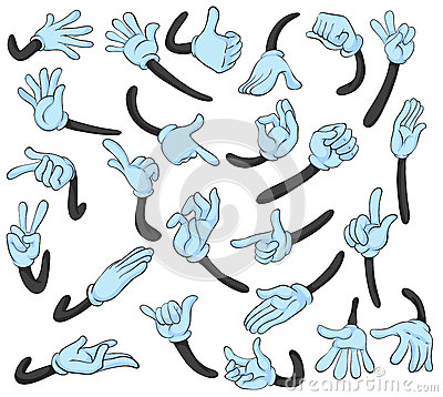 Free Hand Gesture Royalty Free Stock Photos - 44148018