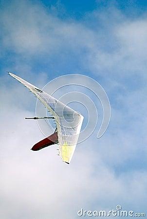 Hand glider