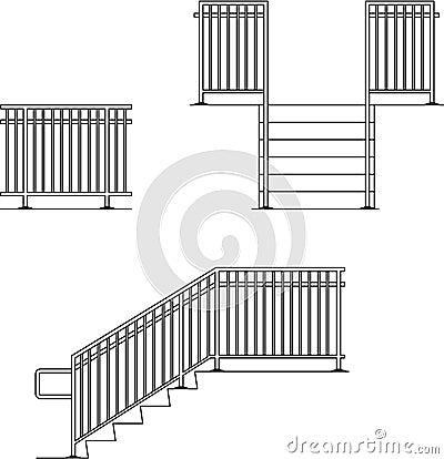 Hand Guard Rail