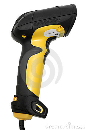 Hand held Barcode Scanner