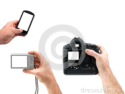 Hand Held Digital Cameras