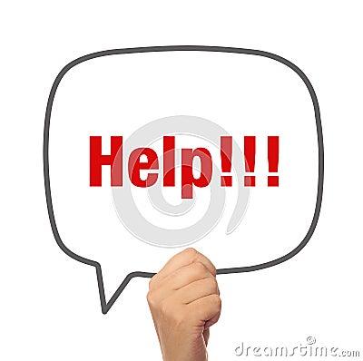 Help on a speech