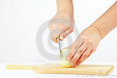 how to heal a knife cut on hand