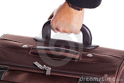 Hand and luggage