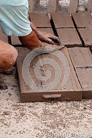 clay brick making business plan