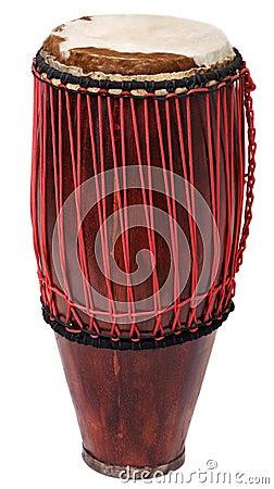 Hand made-drum