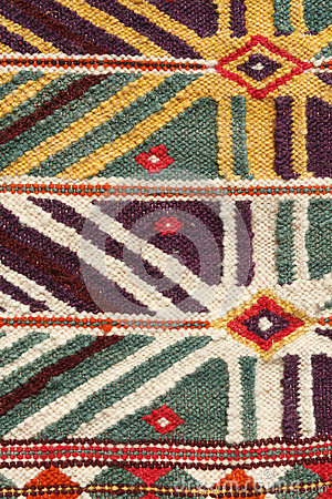 Free Hand Made Rug Royalty Free Stock Photography - 45107817
