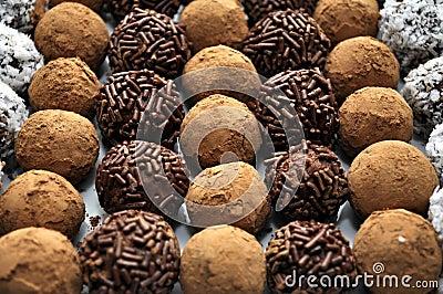 Hand Made Truffles