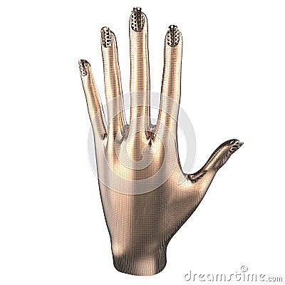 Hand metal