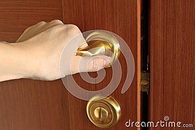 & Lever Door Handles Stock Photos - Image: 2187913 Pezcame.Com