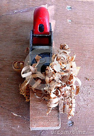 Hand Plane for Wood